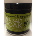 SEA SALT SOAK - CLOVE & LIME 250GRMS