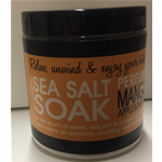 SEA SALT SOAK - MANGO, APPLE & PAPAYA 250GRMS