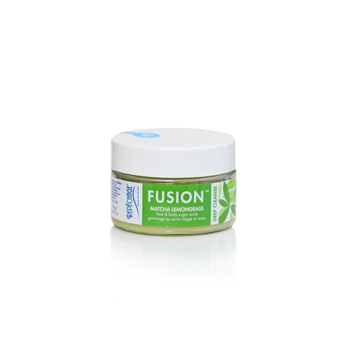 Fusion Face and Body Scrub - Matcha - 120ml